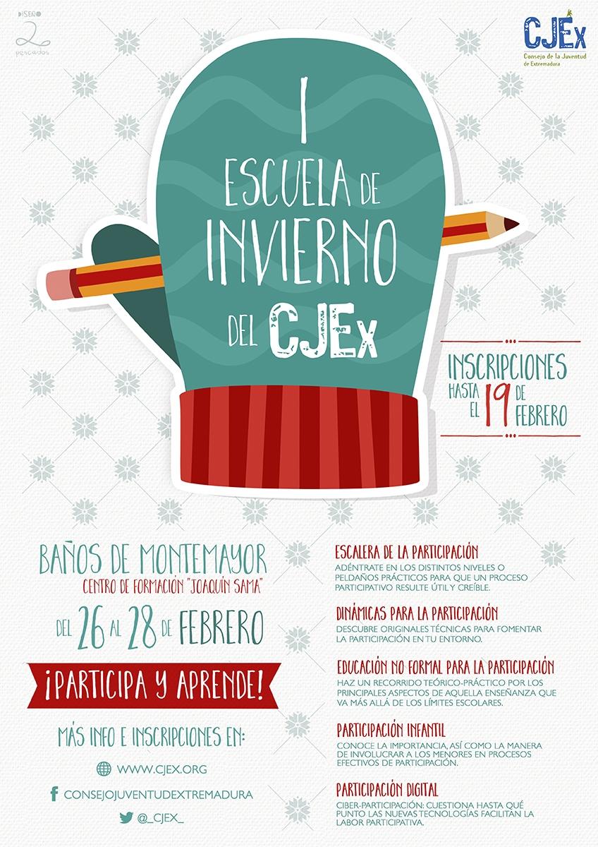 I Escuela de Invierno del CJEx